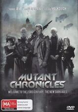 MUTANT CHRONICLES Thomas Jane, Ron Perlman, John Malkovich DVD NEW
