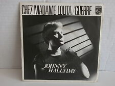 JOHNNY HALLYDAY Chez Madame Lolita 6010 298