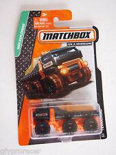 MATCHBOX TERRAINIAC TRANSPORT TRUCK