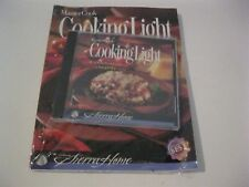 Master Cook Cooking Light 4.0 new sealed Windows or Macintosh CD-ROM Sierra Home