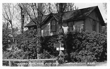 Real Photo Postcard Lola Montez Home in Grass Valley, California~111661