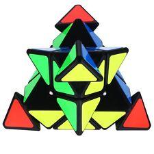 Triangle Pyramid Magic Cube Pyraminx Puzzle Intelligence kid Toy game training