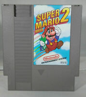 Super Mario Bros. 2 - Nintendo NES Game Authentic