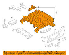 FORD OEM Power Seat-Bottom Base Tracks Adjuster AH6Z5461710A
