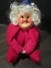 Gnarlies Doll Sandy Dale Soft Sculpture 1988