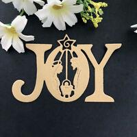 Joy letter Design Metal Cutting Dies For DIY Scrapbooking Card Paper Album KK