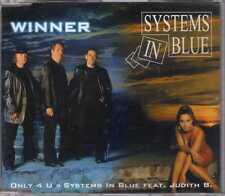 Systems In Blue - Winner - CDM - 2004 - Eurodance Pop 4TR