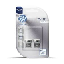 Coppia Lampade Lampadine  Led  LED L110 - T20 W21/5W 9 led  SMD2835 bianco