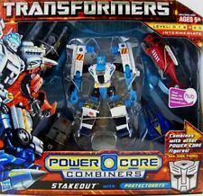 Transformers Power Core Combiners Stakeout w Protectobots Factory Seal 2009 New