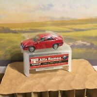 Kyosho Miniature car collection 2 Alfa Romeo 155 1/100