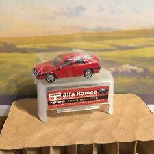 Kyosho Miniature car collection 2 Alfa Romeo 155 1/100