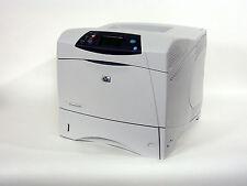 ★Stampante Hp LaserJet 4200N,toner e scheda di rete=>Velocissima fino a 35 ppm★