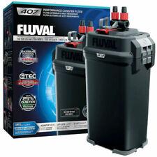 Fluval 407 Perfomance Canister Filter - Black
