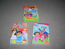 Dora The Explorer Bumper Its a Party Pack Super Silly Fiesta 2 Discs