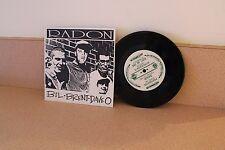 "Radon 7"" vinyl Lumilar Records Pasteeater"