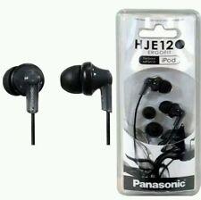 Panasonic Rp-hje120 Auriculares de oído-Negro