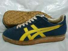 asics Tiger VICKKA Sneakers Size XL Suede Leather 70-80s Vintage Men's Shoes