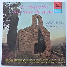ANDRE CLAVEAU  La Chapelle au Clair de lune    6444043