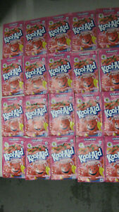 Kool-Aid Drink Mix Strawberry 20 Count