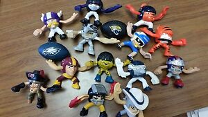 NFL Rush Zone McDonalds Toys Collectibles - Pick Your Team