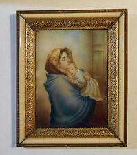 Complementi D'arredo Quadro Sacro Con Cornice Oro Papa Woityla 10 Misure 46x61cm