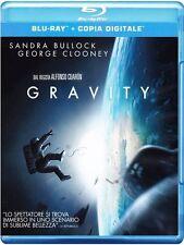 Blu Ray • Gravity SANDRA BULLOCK GEORGE CLOONEY TOP FANTASCENZA ITALIANO