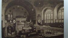 "Holocaust Judaica Old Postcard Jewish Synagogue 1920"" GERMANY ISRAEL"