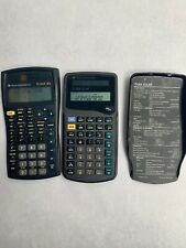 2 Texas Instruments Calculator Ti-30x Iis Solar & Ti-36x Solar Free Shipping