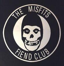 MISFITS Fiend Club big back patch punk psycho horror