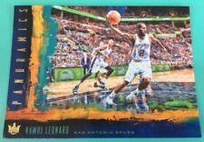Kawhi Leonard San Antonio Spurs Basketball Trading Cards