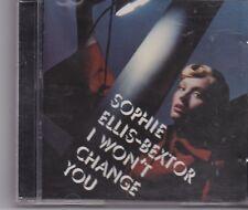 Sophie Ellis Bextor-I Wont Change You Promo cd single
