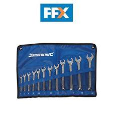 Silverline 633799 Combination Spanner Set 12pce 6 - 22mm