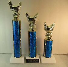 Chicken Wing Cookout BBQ 1st,2nd,3rd Place Awards FREE Engraving 2 Day Shipping