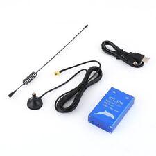 RTL.SDR USB Tuner Receiver RTL2832U+R820T2 100KHz-1.7GHz UHF UV HF AM FM Radio A