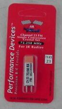 JR Single Conversion 72Mhz FM Transmitter/Receiver Crystal Set Channel 23 72.250