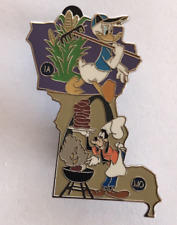 Disney American Adventure State Pin Map Mystery IA MO Puzzle 2018 LR States The