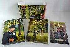 Pan Tau - Die komplette Serie Sammleredition 6 DVD und Booklet Sammler - Edition