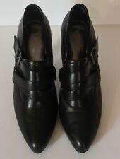 SIMPLY VERA VERA WANG Women's Heels Oleander Black 7M EUC
