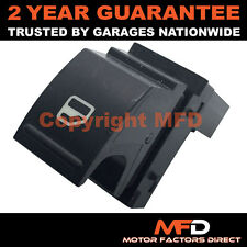 ELECTRIC POWER WINDOW SWITCH CONTROL BUTTON FOR SKODA FABIA 2006 On FRONT LEFT