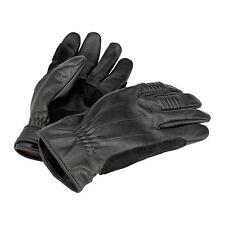 Guanti Guida Moto Uomo Pelle Biltwell Work Gloves Black Biker Custom Taglia M