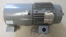 INVERTER BALDOR SUPER-E ELECTRIC MOTOR 1.5HP 1 1/2HP 1740RPM 145TC FRAME 3PH