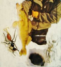 Crafted / Ice Fishing / Walleye, Pike 2 1/2 Inch Giant Army Ant Jigging Lure