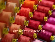 Filo da Cucire GUTERMANN Mt.1000 poliestere 600 Colori tagliacuci taglia cuci