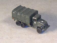 N Scale 2 1/2 Ton GMC Military Cargo Truck