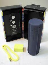 Logitech UE Boom 2 Portable Wireless Bluetooth Speaker MIDNIGHT BLUE 984-001117