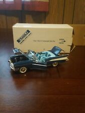 New ListingDanbury Mint 1957 Chevrolet Bel Air, 1/24 Scale Diecast With Box