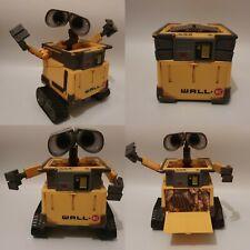Rare Wall-E Transformer Cube Thinkway Toys Disney Pixar Collectable Wall E