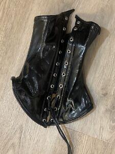 Fetishwear Neck Corset Kink Domina