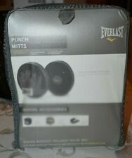 EVERLAST BOXING PUNCH MITTS - MODEL 4318 - CLOSED CELL TECHNOLOGY
