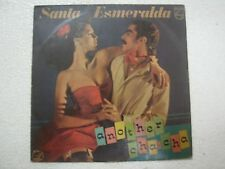 SANTA ESMERALDA ANOTHER CHA CHA jimmy goings RARE LP 1979 INDIA INDIAN vg-
